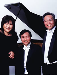 Cheng Chow Trio Classical Pianists